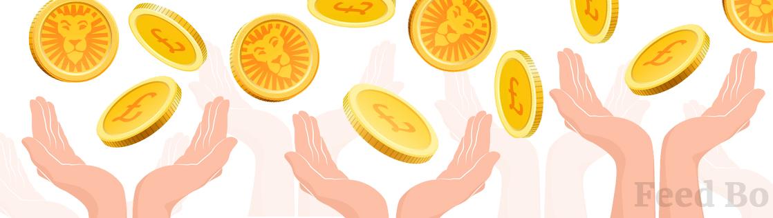 Leo Vegas free spins bonus Ltd donates